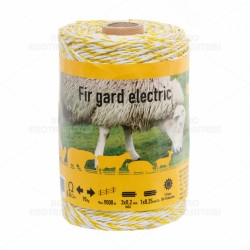 Fir gard electric - 250 m - 90 kg - 0,45 Ω/m